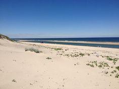 Head of the Meadow beach, Truro, Cape Cod.