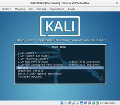 En esta entrada mostraré el proceso de creación de una Máquina Virtual (VM) de Kali 2016.2. Anteriormente, había realizado una introducción a Kali 2016.2, abordando algunas cuestiones de interés p…
