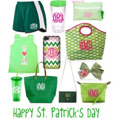 Happy St. Patrick's Day from Marley Lilly