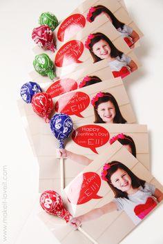 Lollipop invite