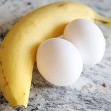 Fooducate is your healthy diet toolbox. Get Healthy. Two Ingredient Pancakes, Baby Food Recipes, Healthy Recipes, Toddler Recipes, Pancake Recipes, Toddler Snacks, Banana And Egg, Banana Pancakes, Banana Flour