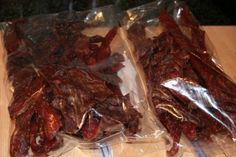 How to Make Jerky- No Dehydrator required. I will never buy jerky again.