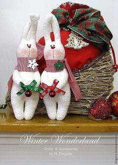 Christmas bunny #ILVEXmas