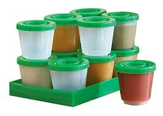 How to Make Homemade Baby Food the Easy Way