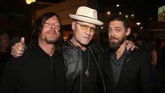 Michael Rooker, Season 8, Norman Reedus, My Favorite Music, The Walking Dead, Cowboy Hats, Broadway Shows, Movies, Dean