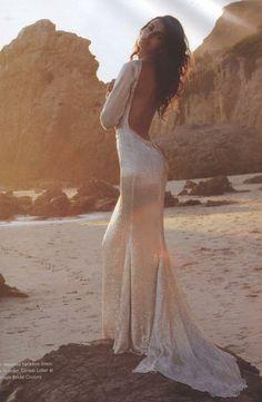 Loving backless dresses