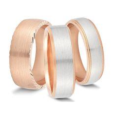 #ringsforhim #goldrings #rosegold