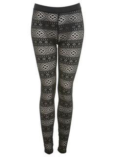 Miss Selfridge Lace Leggings