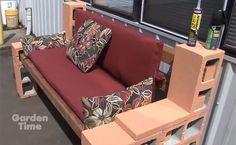 Cinder Block Furniture Decoration Ideas On Furniture Design Inspirational