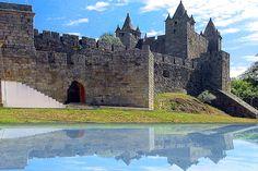 Deixe-se envolver pela magia dos castelos de Portugal. Conheça lugares maravilhosos que ainda não estão nas rotas do turismo massificado. Surpreenda-se!