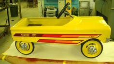 Christmas present - Pedal Car