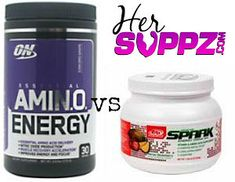 Amino Energy vs Spark