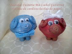 Cotorros hechos de materiales reciclados. DIY. Birds made of recycled materials - YouTube