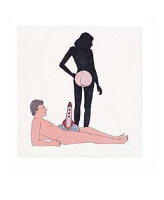 erotic illustrations by marion fayolle http://cargocollective.com/marionfayolle/Les-coquins