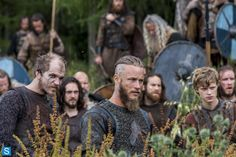 **Spoiler Alert**  Ragnar, Floki, and Athelstan (between them??) -- Vikings - S2 EP3 - Treachery