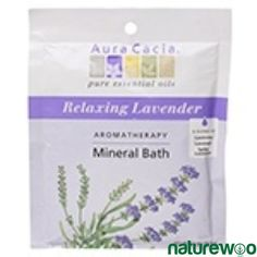 Aura Cacia Aromatherapy Mineral Bath Lavender Harvest - Qty 6 - oz - Case of 6 Compliment Someone, Mineral Bath, Spa, 100 Pure Essential Oils, Lavender Scent, Coping Skills, Organic Oil, Skin So Soft, Bath Salts