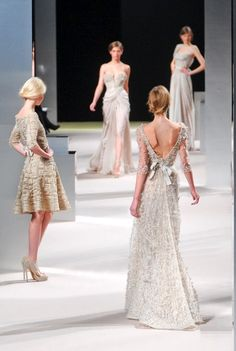 """See two Fashion Sows at The Ultimate Bridal event with different designers!  1pm and 2:30pm , """"January 5th Sunday at the Douible Tree By Hilton""""  Brides, come and join us at """"A White Party""""  www.ultimatebridalevent.com"""
