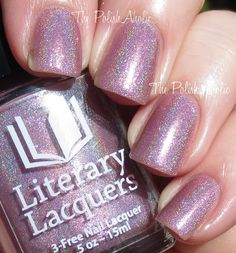 """""""Octarine"""" by Literary Lacquer"""