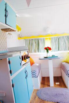 caravan colours