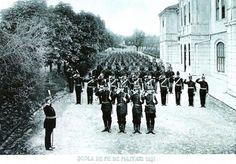 IASI - SCOALA FIILOR DE MILITARI , 1902 City People, Past, Survival, Outdoor, Military, Outdoors, Past Tense, Outdoor Games, The Great Outdoors