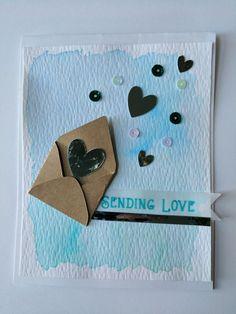 Handmade Valentines Card Bundle by NillerNotes on Etsy handmade
