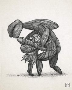 Lore & Brea Art Print by revcruz Dark Crystal Movie, The Dark Crystal, Art Pictures, Illustration, The Darkest, Fantasy Art, Character Design, Geek Stuff, Artsy
