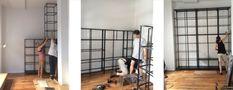 Double-decker VITTSJO shelving from IKEA hackers!