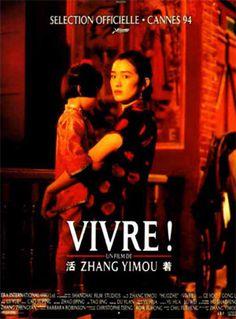 Les films qui ont marqué ma vie: Vivre ! (1994) de Zhang Yimou, une oeuvre superbe et pleine d'humanité sur une famille pendant la période Maoïste - un des films préférés de Kamel - Le blog d'une cinéphile passionnée et Parisienne aux bons plans