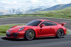Hot to trott...the 2014 #Porsche #911 #GT3.