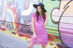 Look del día 114 Pink street !  Fotos: Anita Thomas Ph Modelo: Mica Zaffaroni Estilimo: Agustina Arca  Pelo y makeup: Can Grondona Makeup