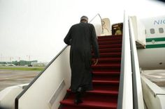 Ekpo Esito Blog: Buhari expected to arrive France Monday on a three...