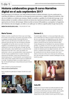 """4.2. Narración colaborativa del curso:en """"Padlet"""""""