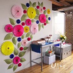 10'' and 16'' Mixed Color Mixed Size 100ps/lot Free shipping Honeycomb Flower lantern Fan wedding centerpieces wedding favors-in Other Holid...