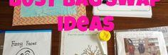 Fun Ideas for a Busy Bag Swap!