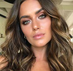 Pinterest: DEBORAHPRAHA ♥️ a perfect summer makeup look