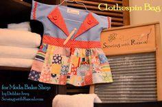 Clothespin Bag « Moda Bake Shop