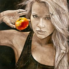 Kai Fine Art is an art website, shows painting and illustration works all over the world. Figure Painting, Painting & Drawing, Hyper Realistic Paintings, Ap Studio Art, Expressive Art, Modern Photography, Pablo Picasso, Portrait Art, Portraits