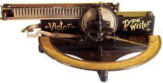 Dark Roasted Blend: Hansen's Writing Ball & Other Unusual Typewriters
