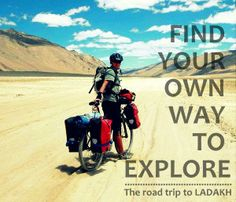 Lets explore.... Lets be out there....