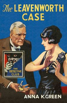 The Leavenworth Case (The Detective Club) - When the retired merchant Horatio Leavenworth is found shot dead in his mansion library, suspicion falls on his nieces, Mary and Eleanore, who stand to inherit his vast fortune. Their lawyer, Everett Raymond, infatuated with one of the sisters, is determined that the official investigator, detective Ebenezer Gryce, widens the inquiry to less obvious suspects.  The Leavenworth Case, the first detective novel written by a woman, immortalised its…