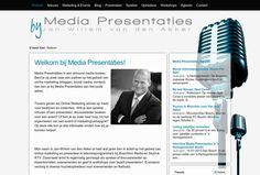 Screenshot of www.mediapresentaties.nl