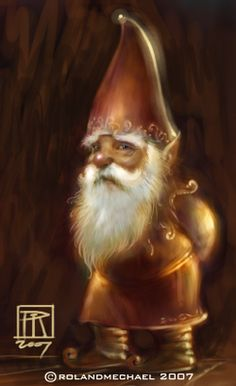 Grandpa Gnomie was puzzled about the lightening bugs that were hanging around a  tree. He thought, have they all gone crazy? The  bugs were all holding hands while flying in a circle singing. Little did he know they were practicing a song for his surprise birthday party the next day.