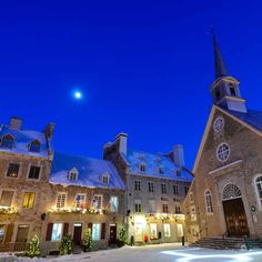 Top Things to do   Travel to Quebec City, Canada