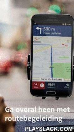 HERE Maps - Offline Navigation  Android App - playslack.com ,  Winnaar van 'Best Automotive App' van Auto Bild in 2015.HERE Maps maakt reizen in de stad makkelijk. Vergelijk routebeschrijvingen voor de auto, het openbaar vervoer en wandelen in een oogopslag en tik op de routebeschrijvingen om complete stapsgewijze navigatie te bekijken. Onze routebeschrijvingen bevatten dienstregelingen voor metro en sneltram en live verkeersinformatie, zodat u de beste manier van reizen kunt uitkiezen. En…