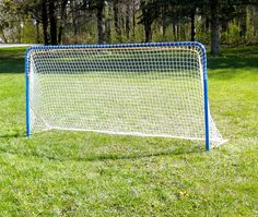 Attrayant Backyard Soccer Goals Portable 3V3 Soccer Goals And Nets Ideal For Small  Sided Tournaments
