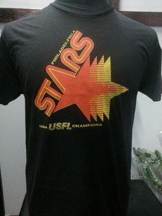 081edc44840 Philadelphia Stars USFL t-shirt
