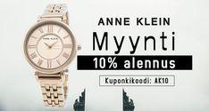 Anne Klein Watch, Bracelet Watch, Watches, Wristwatches, Clocks