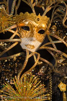 Venice Carnival (Beautiful photo but confused as to why the user has this image disabled on Flickr but uploading it to Pinterest.)