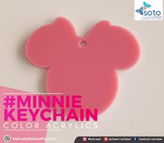 """🎉Acrylic Keychain Mickey Mouse clear & colors🎨 1/8"""" thick. Chose your size and favorite color🎈.  💻Contacts: www.sotolasercutting.com instagram: @soto.laser facebook: @soto.laser Phone: (+1) 754-204-8750 #cutedesign #acrylic #acrylicmonogram #ornaments #acrylicblanks #vinyl #lasercut #AcrylicKeychains #Masonjarkeychain #Acrylicnameplates #blanks #Monograms #Monogramitall #AcrylicOrnaments #AcrylicJewellery #acrylicmonogramnecklace"""