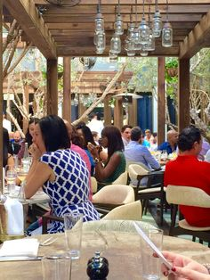 Brunch At Cecconi S The Soho House In Miami Bachelorette Party Destinations My